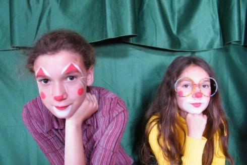 Portraits-clowns